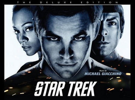 Michael Giacchino - Star Trek: OST (The Deluxe Edition) (2010)