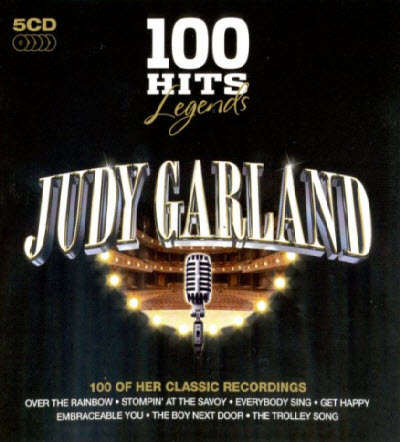 100 Hits Legends - Judy Garland - 2010