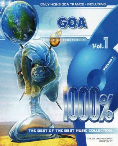 VA - 1000% Goa
