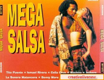 VA - Mega Salsa