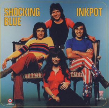 Shocking Blue - Inkpot (1972/2009) FLAC