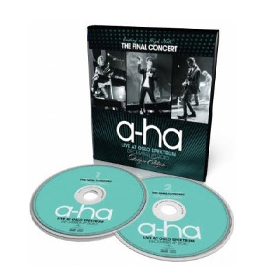 A-HA - Ending On A High Note - The Final Concert (2011) (Deluxe Edition) (Lossless)