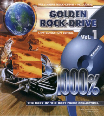 VA– 1000% Golden Rock-Drive - 2003