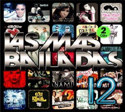 VA - DJ FeDe Punta del Este-Las Mas Bailadas 12 (2011) (2CD)