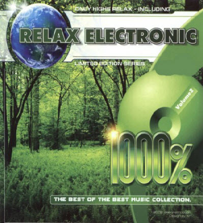 VA - 1000% Relax Electronic VOL 2