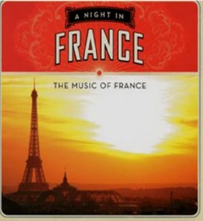 VA - The Music Of France (2011)
