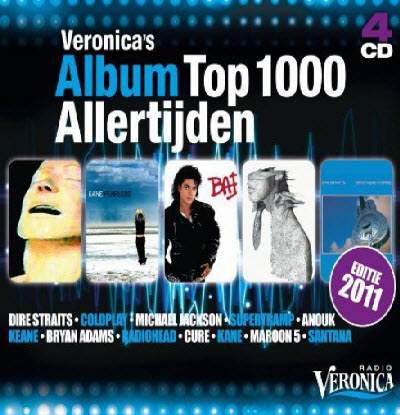 VA - Veronica Album Top 1000 Allertijden (2011)