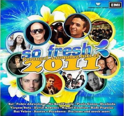 VA - So Fresh - Portugals Summer Hits Of (2011)