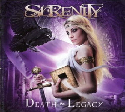Serenity - Death & Legacy (2011)(Lossless + Mp3)