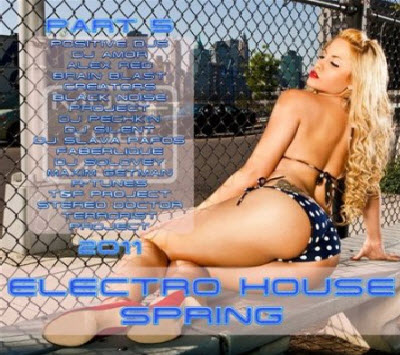 VA - Electro House Spring Part 5 (2011)