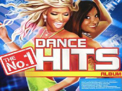 No.1 Dance Hits Album (5CD)