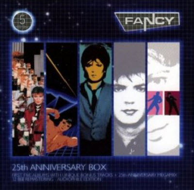 Fancy - 25th Anniversary Box (5 CD Box) (2010)