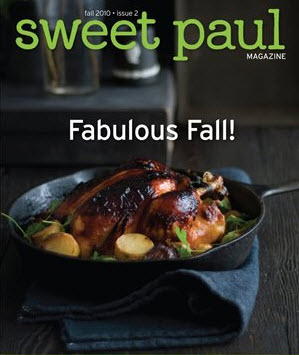 Sweet Paul - Fall 2010