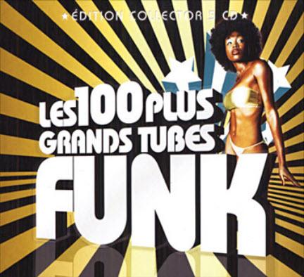 VA - Les 100 Plus Grands Tubes Funk (5CD) (2007)