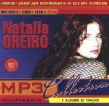 Natalia Oreiro - MP3 Collection