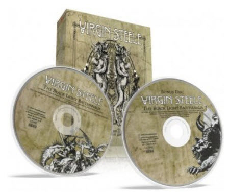 Virgin Steele - The Black Light Bacchanalia (Limited Edition) (2010)