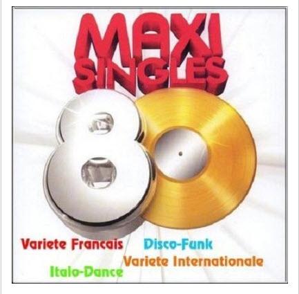 VA Maxi Singles 80 - Vol.2