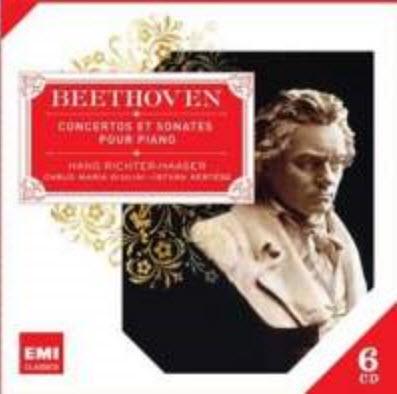 Beethoven - Concertos et Sonates pour Piano - Hans Richter, Haaser (2010)