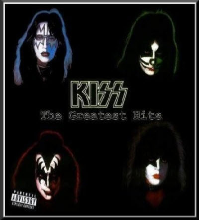 KISS - The Greatest Hits (2010)