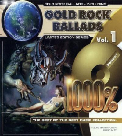 VA - Gold Rock Ballads 1000% Vol.1-5