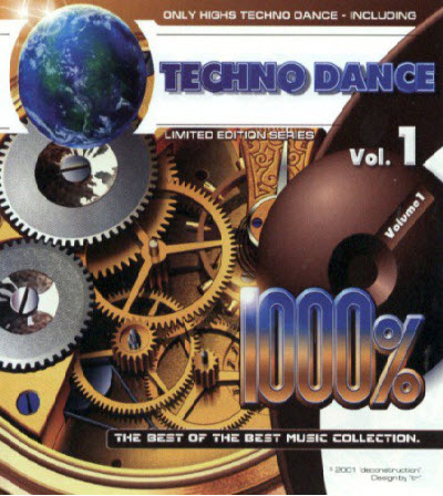 VA - 1000% Techno Dance VOL 1 - 2001
