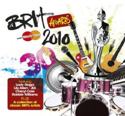 VA - The Brit Awards Album ( 2010 )