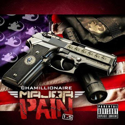 Chamillionaire - Major Pain 1.5 (2011)