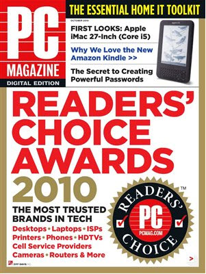 PC Magazine - October 2010