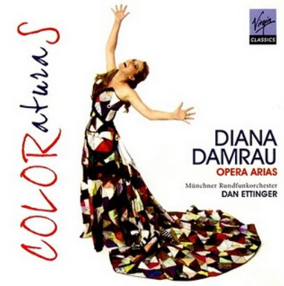 Diana Damrau - Coloraturas: Opera Arias [2009]