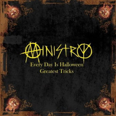 Ministry � Every Day Is Halloween The Anthology (2010)