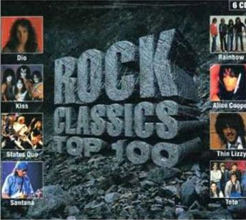 VA - Rock Classics Top 100 (2007)