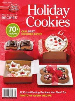 Holiday Cookies: 22 Prize-Winning-Recipes