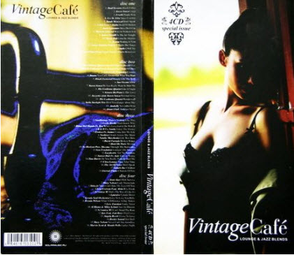 VA - Vintage Cafe 2008 - special issue: Lounge and jazz blends