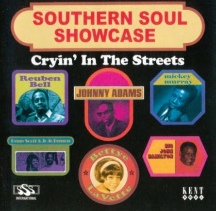 VA - Southern Soul Showcase: Cryin' in the Street (2005) FLAC