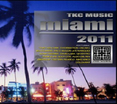 VA - TKC Music Miami 2011