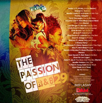 DJ Triple Exe � The Passion Of R&B 29 (2011)