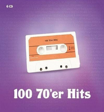 VA - 100 70er Hits (6CD) (2009)