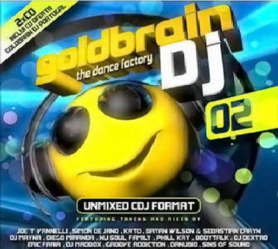 VA - Goldbrain DJ – The Dance Factory 02 (2011)