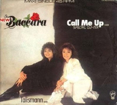 New Baccara - Call Me Up (Special Version ) (2011) FLAC
