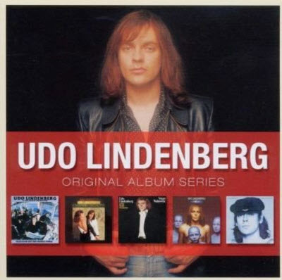 Udo Lindenberg - Original Album Series (Set Box) (2011)