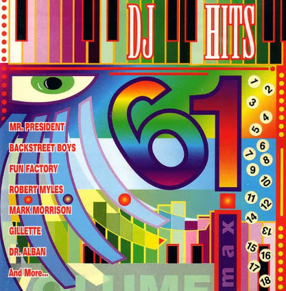 VA - D.J.Hits Vol.61 (1996)