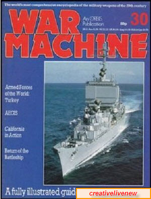 War Machine Magazine Collection - 4 issues (No. 27 - No. 30) (1984)