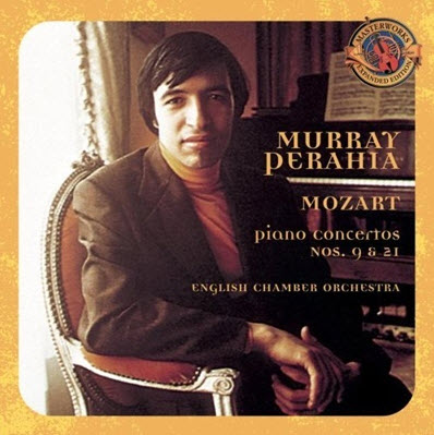 Mozart - Piano Concertos Nos. 9 & 21 (Murray Perahia, English Chamber Orchestra) [1977]
