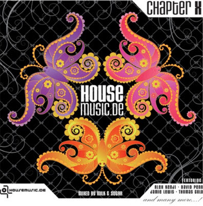 Housemusic.de Chapter X Mixed by Milk and Sugar (2010)