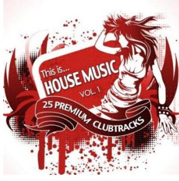 This is house music volume 1 2010 free download from gfxtra for House music labels