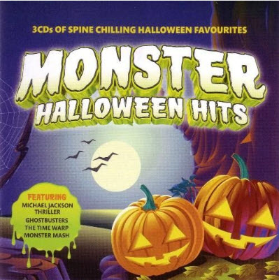Monster Halloween Hits (2010)