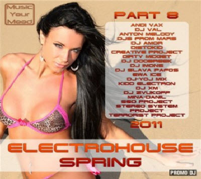 VA - Electro House Spring Part 8 (2011)