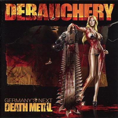 Debauchery - Germany's Next Death Metal (2011) [Lossless]