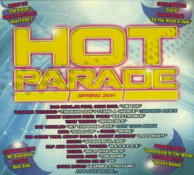 VA - Hot Parade Spring (2011)