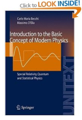 Introduction to the Basic Concepts of Modern Physics